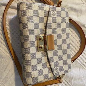 Louis Vuitton Croisette crossbody bag!